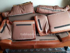 Sofás de piel de diseño