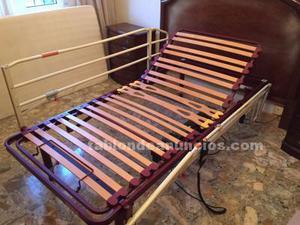 Vendo cama geriatrica articulada