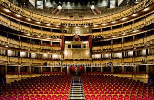 Vendo dos entradas teatro real opera lucio silla