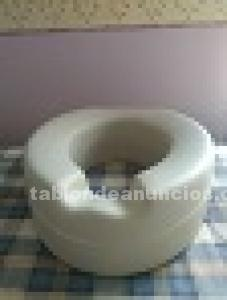 Elevador para wc blando y cálido