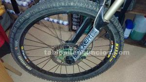 Mountainbike gama alta vendo o cambio