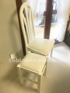 Venta de sillas y taburetes en perfecto