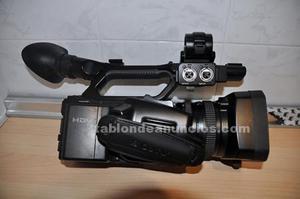 Camara de video sony hdv-z7e