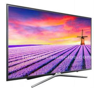 Televisión samsung smart hub full hd de 32 pulgadas.