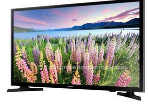 Televisión samsung smart tv full hd de 40 pulgadas.