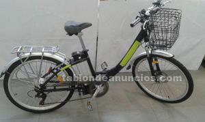Vendo bicicleta electrica nueva, a estrenar