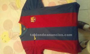 Vendo camiseta barcelona