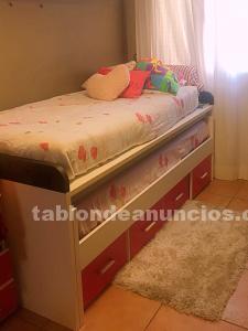 Dormitorio juvenil dormitorio de niña