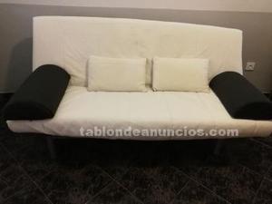 Gran sofa cama de matrimonio