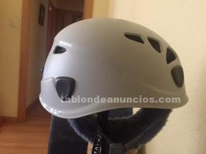 Casco de escalada