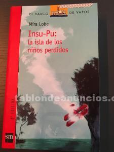 Insu-pu: la isla de los niños perdidos (novela de mira