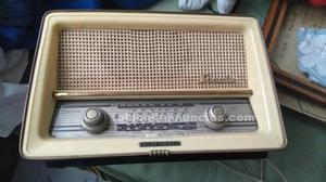Radio retro telefunken sonata para coleccionistas
