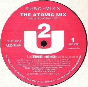 Disco de u2-the atomic mix-1