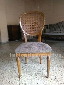 Se vende lote de muebles macizos gran calidad