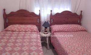 Vendo dormitorio con dos camas de 90