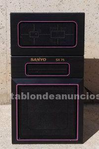 Altavoz sanyo sx 75