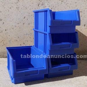 Lote 10 cajas organización de 21x33x15cm