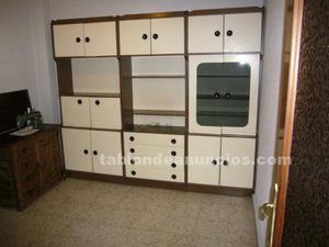 Mueble vintage de cuarto de estar