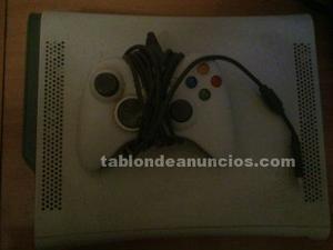 Consola xbox 360 con mando y 50 juegos