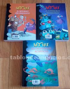 Libros bat pat. Libros dobles