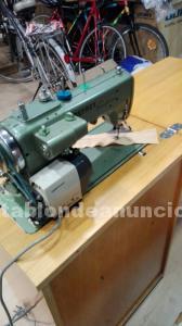 Máquina de coser refrey transforma cl-427
