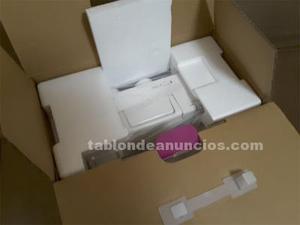 Máquina de coser singer  blanco