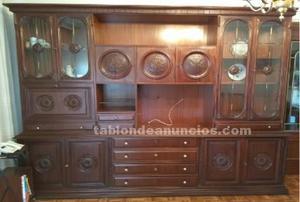 Mueble antiguo salón