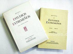 Revista de estudios extremeños