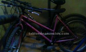 Se venden 2 bicicletas