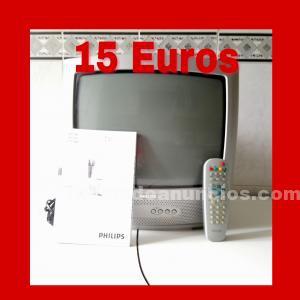 Vendo televisor phillips