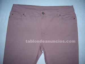 Pantalones vaqueros mujer talla 44
