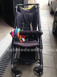 Carro jane completo mas silla de coche