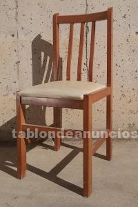 Lote 2 sillas comedor