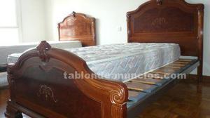 Dormitorio completo o por piezas
