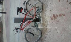 Vendo bici de montaña orbea