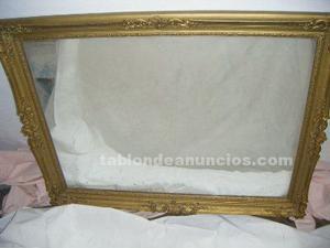 Vendo espejo antiguo cornucopia