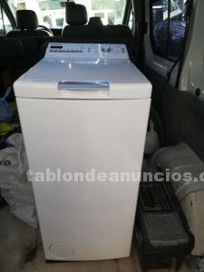 Vendo lavadora bosch sin estrenar de carga superior de