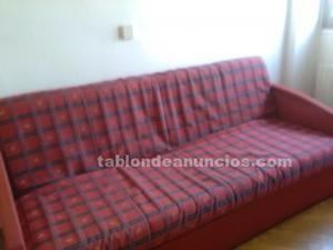 Sofá cama de lamas
