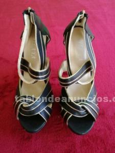 Zapatos de tacon para fiesta n°37 nuevos