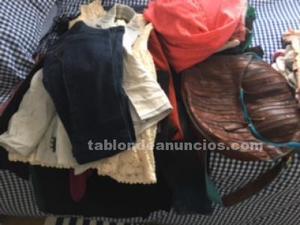 Vendo lote de ropa de marca seminueva