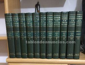 Enciclopedia internacional de las ciencias sociales