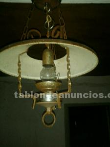 Vendo dos lamparas antiguas