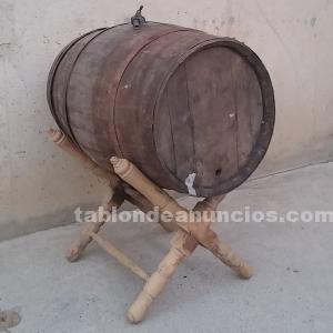 Barrica vino antigua ø63cm