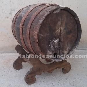 Barrica de vino antigua ø30cm