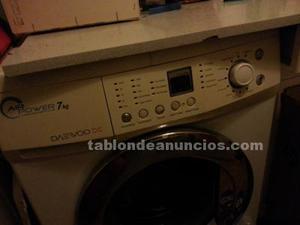Vendo lavadora daewoo