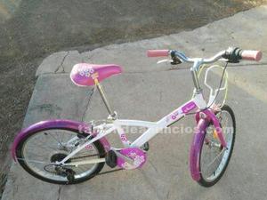 Ocasión bicicleta niña