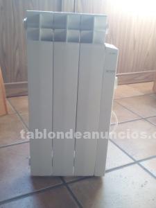 Radiador eléctrico de bajo consumo de 330w marca farho