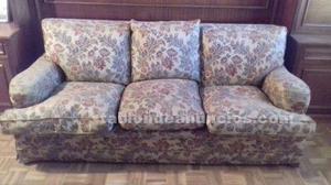 Vendo sofá 3 plazas