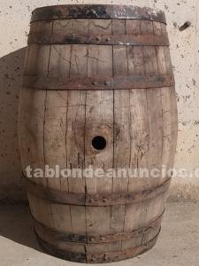 Barrica de vino antigua ø45cm