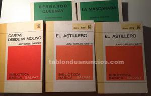 Libros salvat coleccion rtv